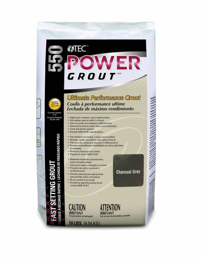 Power Grout Ultimate Performance Grout Centura London